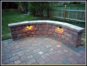 paver seating wall